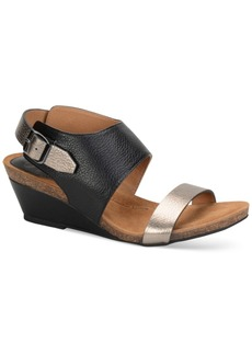 Sofft Vanita Wedge Sandals Women's Shoes