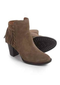 Sofft Winters Fringed Ankle Boots - Suede (For Women)