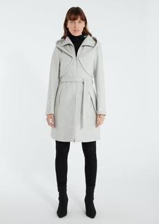 Soia & Kyo Arya Hooded Wool Coat - XXL