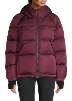 Soia & Kyo Hooded Down Jacket