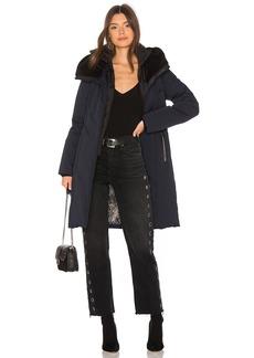Soia & Kyo Katlin Long Puffer Coat