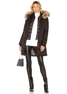 Soia & Kyo Christy Jacket With Fur Trim