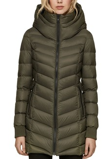 Soia & Kyo Lightweight Down Coat
