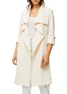 Soia & Kyo Ornella Lightweight Wrap Coat