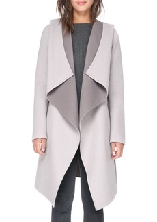 Soia & Kyo Reversible Wrap Coat