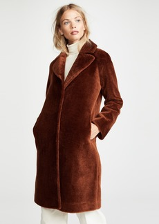 Soia & Kyo Rubina Wool Coat