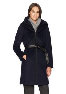Soia & Kyo Women's Arya Wool Coat  M
