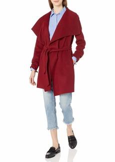 Soia & Kyo Women's Britta Ladies Belted Wool Coat  XS