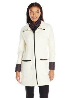Soia & Kyo Women's Letizia Classic Wool Coat