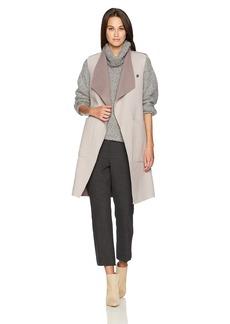 Soia & Kyo Women's Linn-RV Double Face Wool Vest  XL