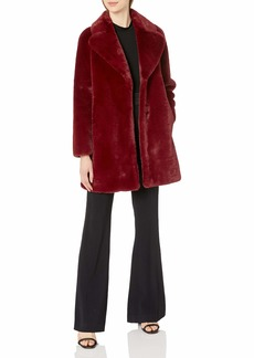 Soia & Kyo Women's Renada Ladies Coat Faux Fur  XS
