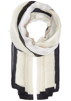 Soia & Kyo Women's Siena Lightweight Woven Printed Scarf