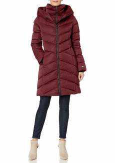 Soia & Kyo Women's SYDNEA Ladies Down Coat Hood  S