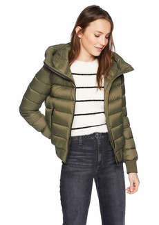Soia & Kyo Women's Tiphanie Lightweight Down Bomber Jacket  S