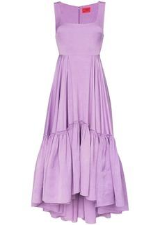 Solace London Haye tiered midi-dress