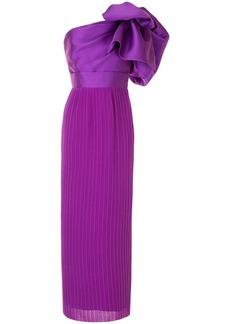 Solace London Lucia mid-maxi dress