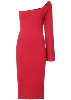 Solace London off the shoulder dress
