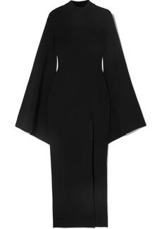 Solace London Stretch-knit Maxi Dress