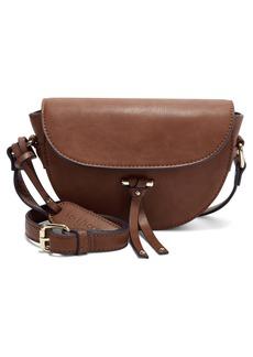 Sole Society Lezar Faux Leather Crossbody Bag