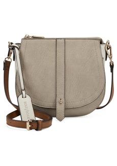 Sole Society Abra Faux Leather Crossbody Bag