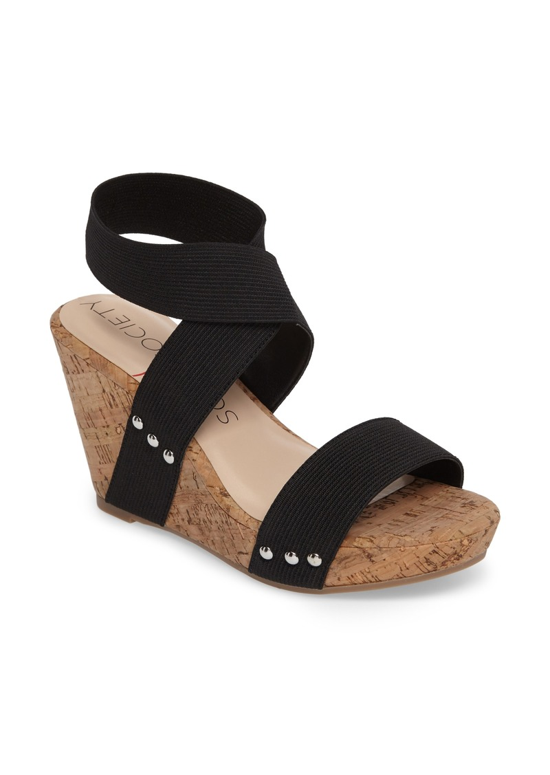 5ee721a5369 Sole Society Sole Society Analisa Platform Wedge Sandal (Women)