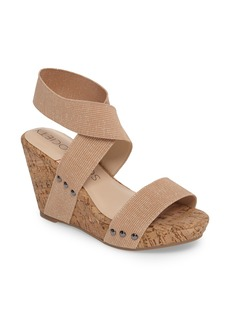 Sole Society Analisa Platform Wedge Sandal (Women)
