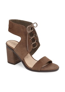 Sole Society Auburn Lace-Up Sandal (Women)