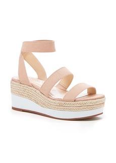 Sole Society Aven Platform Wedge Sandal (Women)