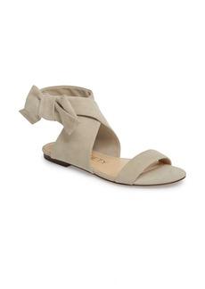 Sole Society Calynda Bow Ankle Wrap Sandal (Women)