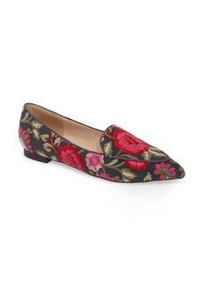 Sole Society 'Cammila' Pointy Toe Loafer (Women)