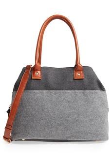 Sole Society Chasity Duffel Bag