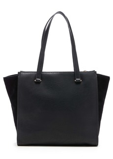Sole Society Chele 2 Faux Leather & Genuine Suede Tote