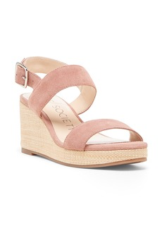 Sole Society Cimme Wedge Sandal (Women)