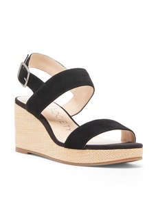 Sole Society Cimme Wedge Sandal (Women)
