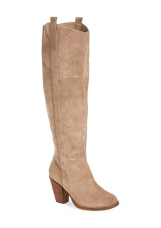 Sole Society 'Cleo' Knee High Boot (Women) (Wide Calf)