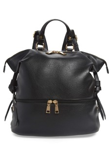 Sole Society Cyndi Faux Leather Backpack