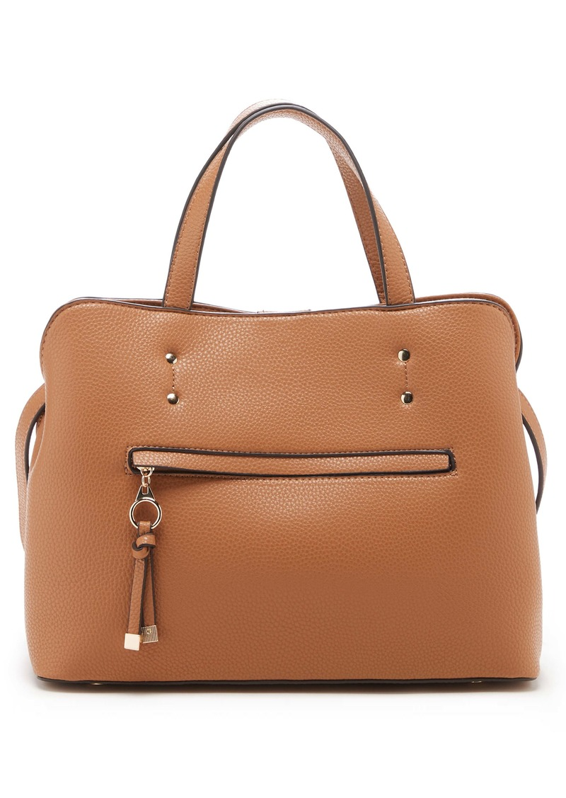 Sole Society Deana Faux Leather Satchel