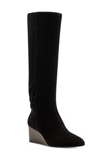 Sole Society Deannah Knee High Wedge Boot (Women)