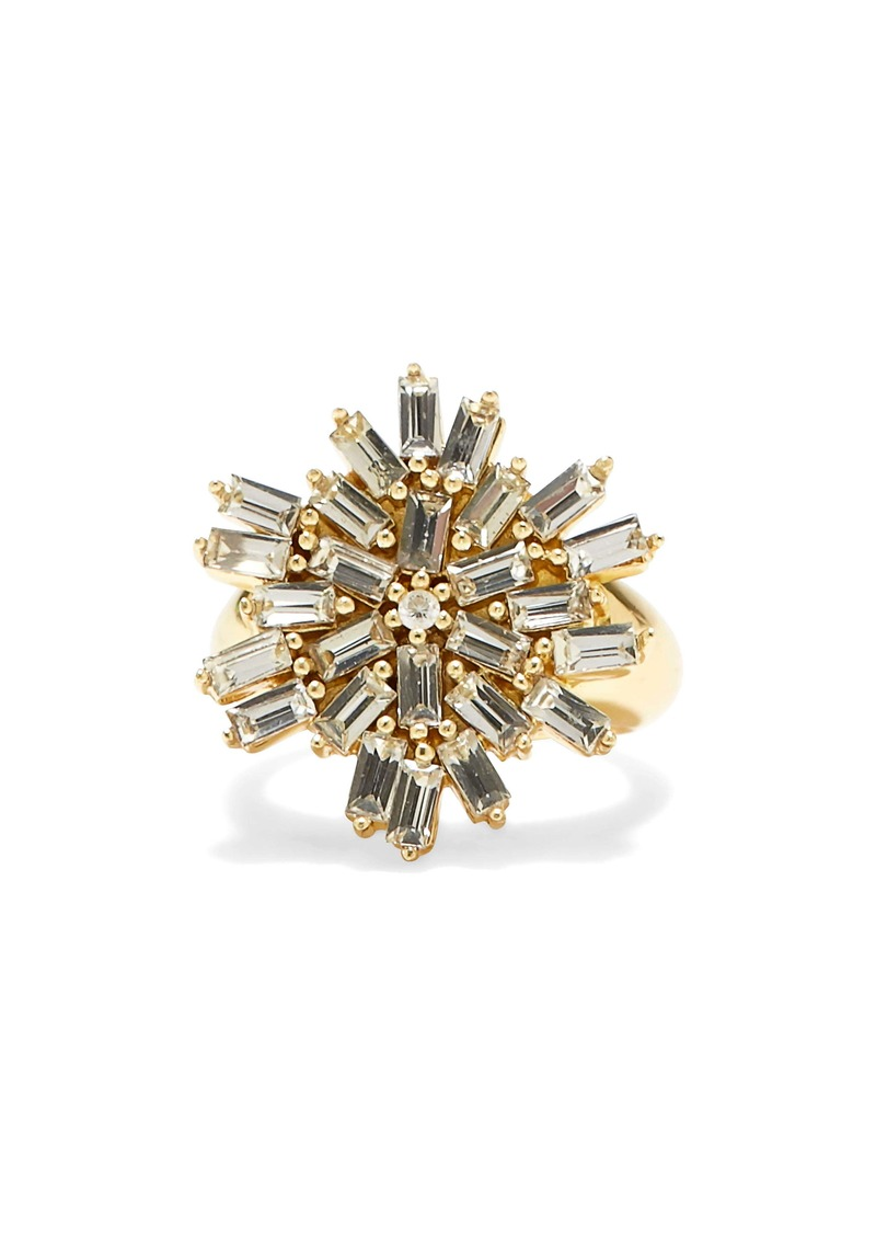 Sole Society Drama Cocktail Ring