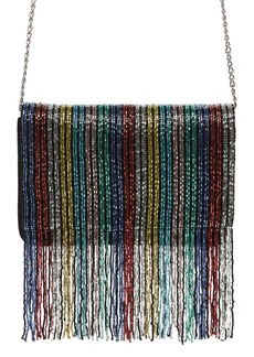 Sole Society Duane Beaded Clutch