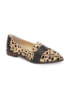 Sole Society Edie Genuine Calf Hair Loafer (Women)