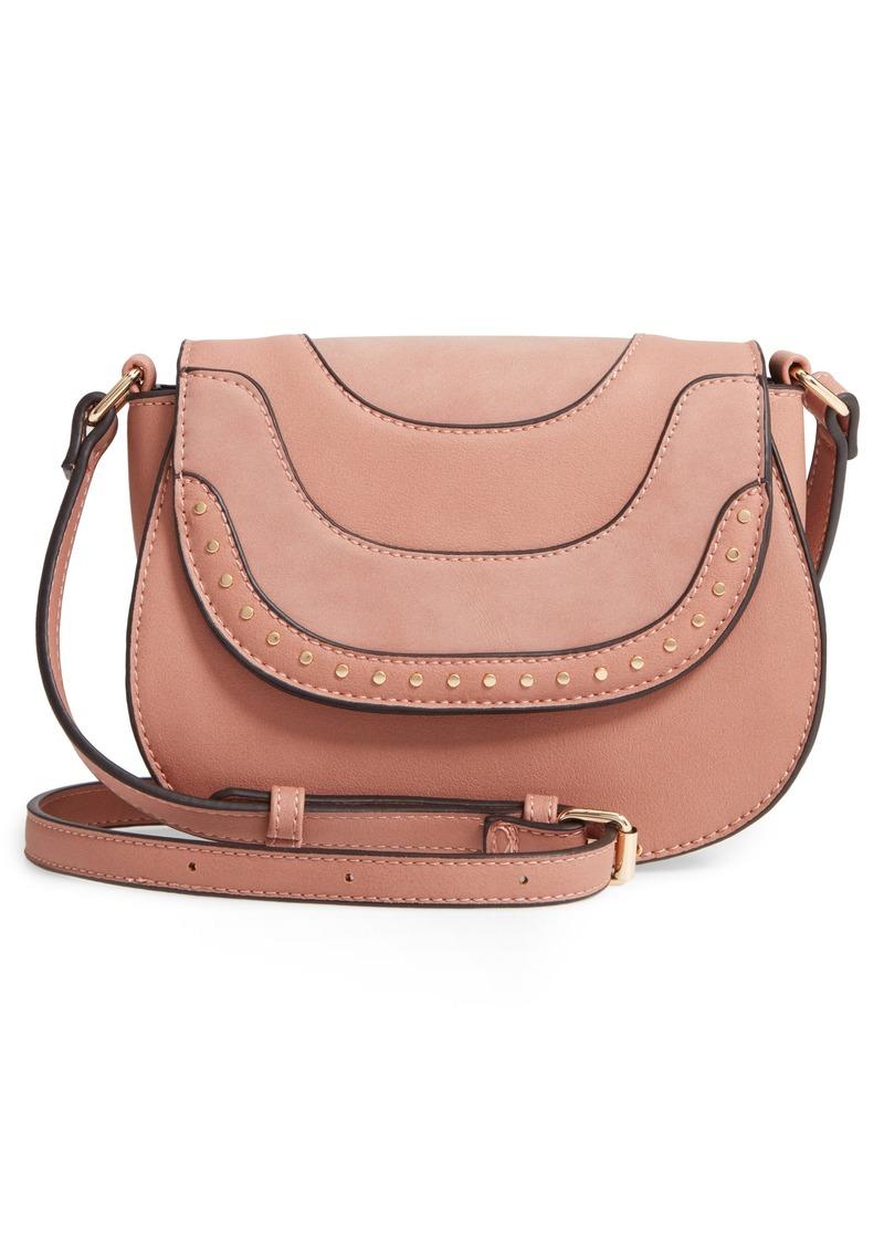 f1853f9eff Sole Society Sole Society Elyhn Faux Leather Crossbody Bag | Handbags