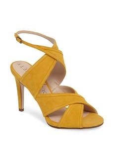 Sole Society Esme Cross Strap Sandal (Women)