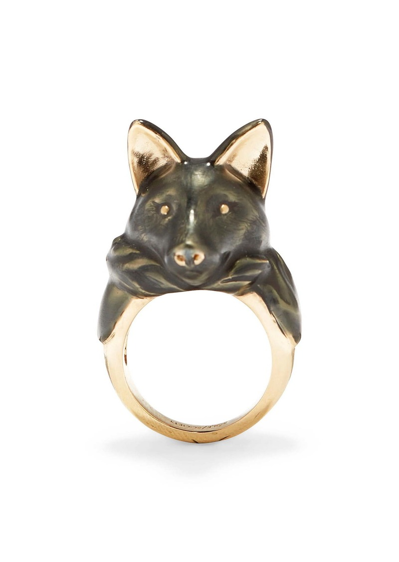 Sole Society Fox Ring