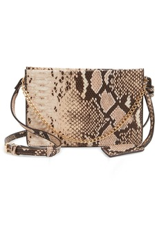 Sole Society Gigi Faux Leather Crossbody Bag