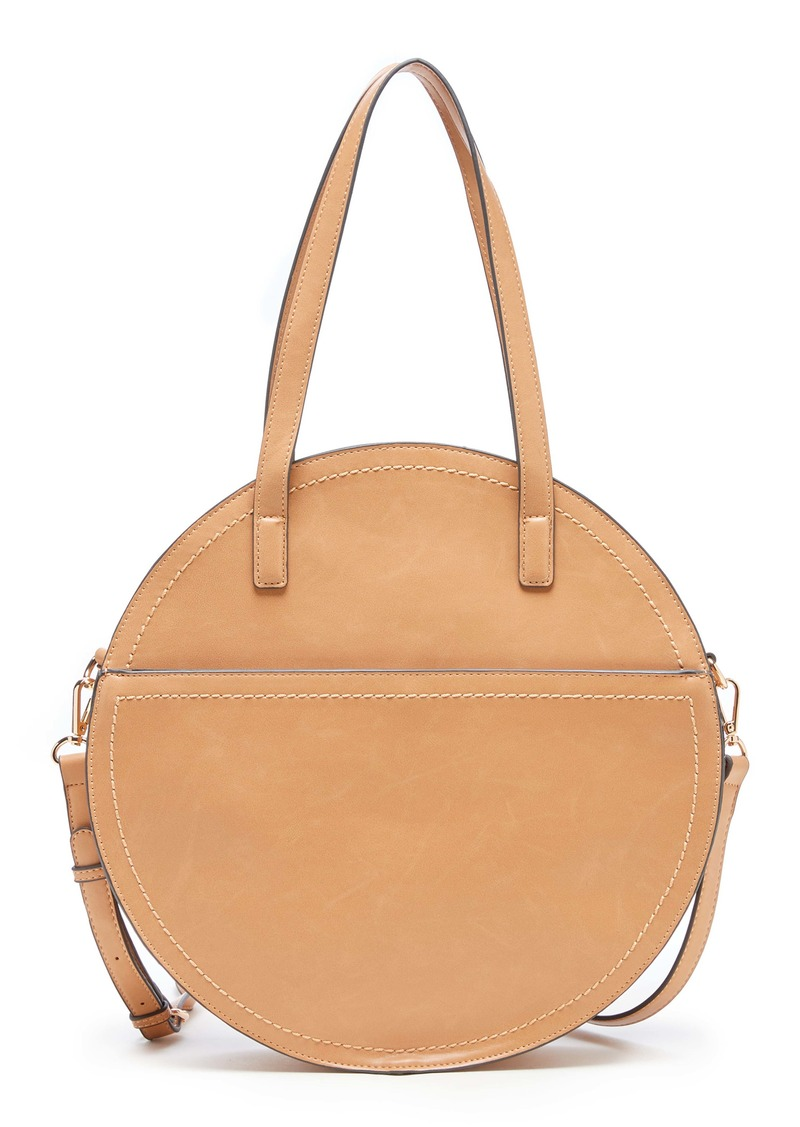 Sole Society Glyso Faux Leather Canteen Tote