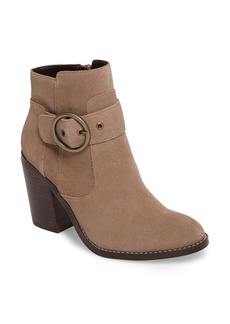 Sole Society Grove Buckle Bootie (Women)