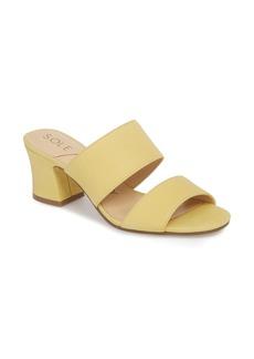 Sole Society Heline Slide Sandal (Women)