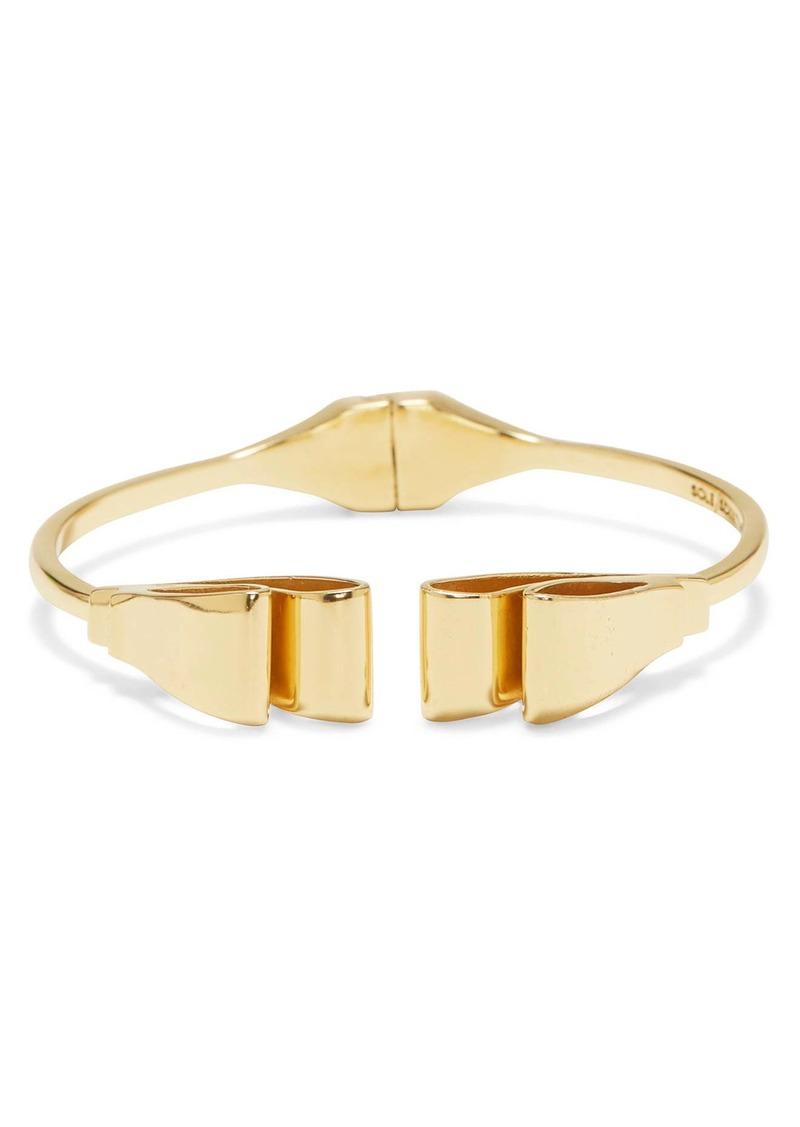 Sole Society Hinge Cuff Bracelet
