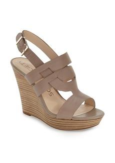 Sole Society 'Jenny' Slingback Wedge Sandal (Women)